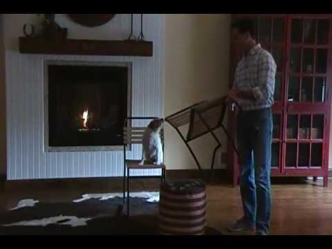 Wood Slat Chair