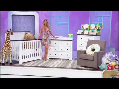 Delta Children Nursery Furniture Featured as