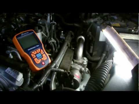 HOW TO CLEAN A EGR VALVE TOYOTA PART 2