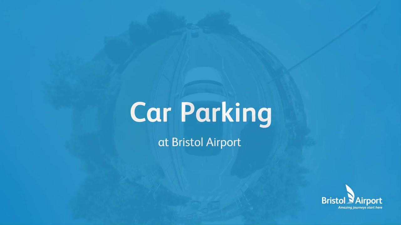 Parking at Bristol Airport