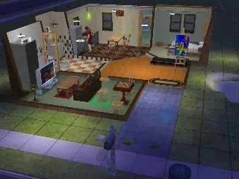 Sims2 : 増築の歴史