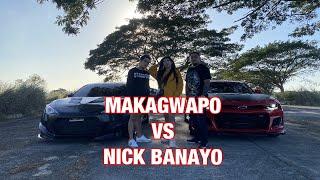 MAKAGWAPO VS NICK BANAYO (DRAG RACE)