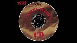IASCA 1999 Official Competition Sound Quality Judging Disc 1 WAV RIP w/Rebel Bass HD CD