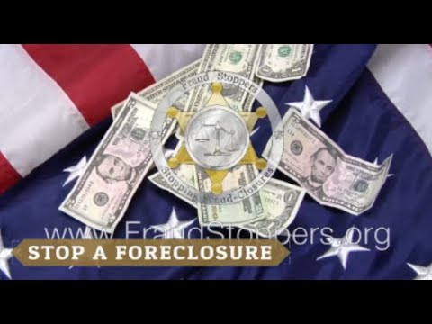 Stop Foreclosure and Save Your House with Fraud Stoppers