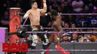 TJ Perkins vs. Rich Swann vs. Noam Dar - No. 1 Contender