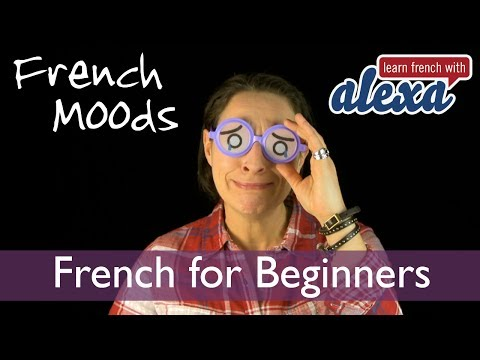 How to say Happy, Sad, Angry & Surprised in French - Learn French With Alexa