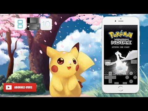 Comment obtenir l'émulateur NDS4iOS et Pokémon Games iPhone, iPad, iPod iOS 9 & 10 No Jailbreak