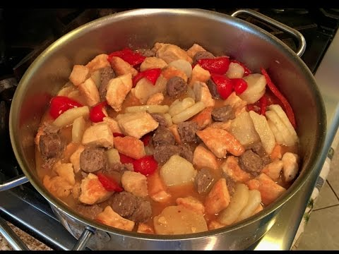 How to Make Chicken Scarpariello