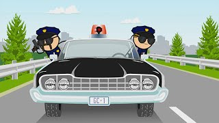 Ghost Cops - Cyanide & Happiness Shorts