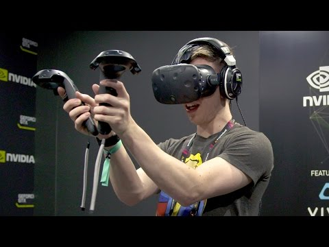Oculus Rift vs HTC Vive vs PlayStation VR!