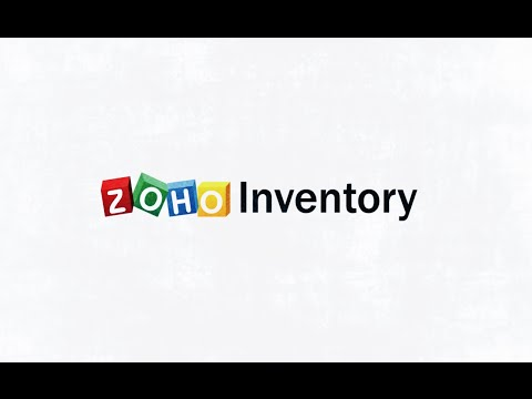 Zoho Inventory - Inventory management for growing businesses