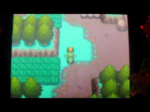 Safari Zone Objects Tutorial - Pokemon Heart Gold and Soul Silver