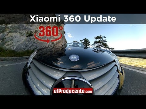 Xiaomi 360 Mijia [Updates:] PC Software, iPhone full resolution, Gyro settings