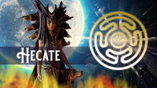 Hecate - Secrets of the Goddess of Magic, Sorcery and witchcraft...