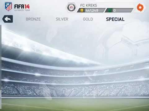 FIFA 14 iOS - 5x 100K PACK OPENING - WE GOT AN INFORM?!?