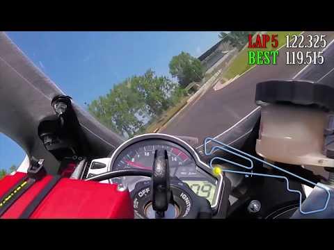 [GoPro] FP1 & FP2 Giuliano Gamboni - OnBoard [RAW]