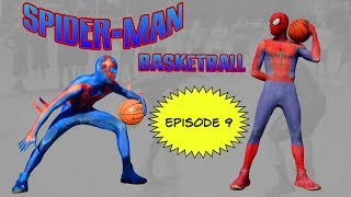 Spiderman Basketball Episode 9