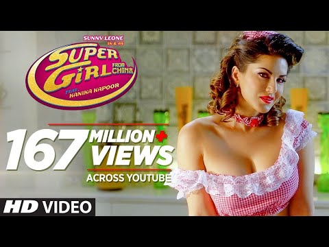 Xxx Mp4 Super Girl From China Video Song Kanika Kapoor Feat Sunny Leone Mika Singh T Series 3gp Sex
