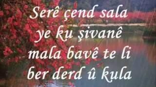 Şivan Perwer-Yarê lyrics