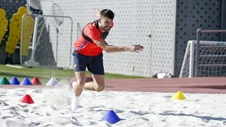 FC Barcelona: Gerard Piqué, on the road to recovery