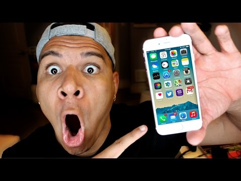 CRAZY IPHONE TRICK YOU NEED TO TRY!!
