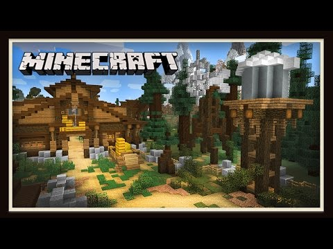 Minecraft: Fun Things To Build for A Ranch House