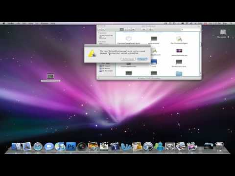 Apple Mac Tip: How To Change Your Login Wallpaper In Leopard
