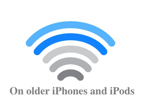 How to make wifi hotspot on iPhone 3Gs, 2G, 3G and older iPods
