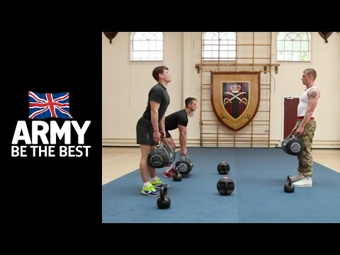 11 Days to get Army Fit: Deadlift - Fitness - Army Jobs