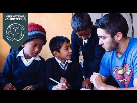 Volunteer in Nepal with IVHQ