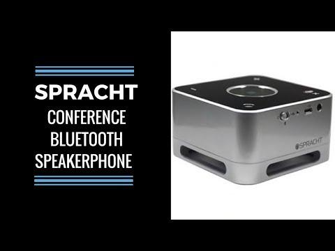 SPRACHT Conference Mate Wireless Bluetooth Speakerphone - Kara