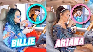 Download Going Through Drive Thru's Dressed as Celebrities Challenge Video