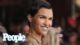 Ruby Rose Gushes Over Girlfriend Jess Origliasso At