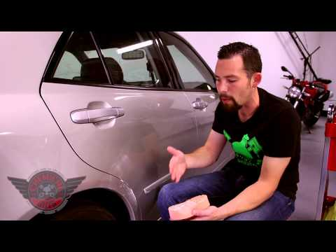 How To Fix Paint Scuffs - Chemical Guys Paint Transfer Removal