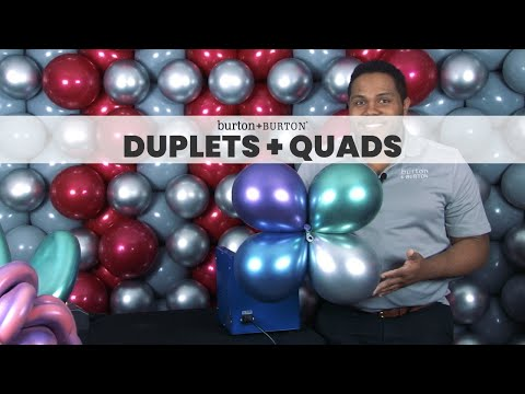 Quick Tip: Duplets and Quads