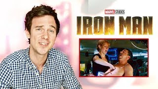 Doctor Breaks Down Medical Science in IRON MAN movie | Doctor Reacts