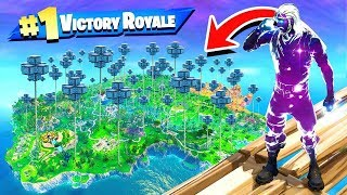 We Made a *GALAXY* In Fortnite Battle Royale!