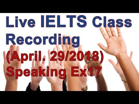 IELTS Speaking - High Score Strategies Ex 12