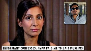 "Ex-Informant: NYPD Paid Me to ""Entrap"" Muslims"