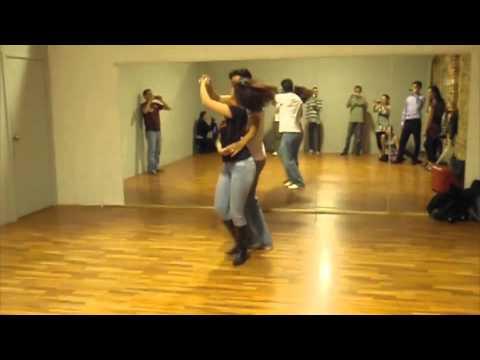 ADVANCED BACHATA Moderna moves (2 combos!)