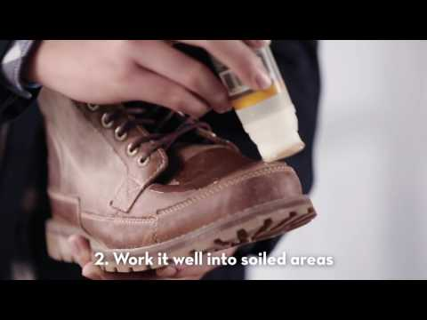Timberland - Guide to Take Care of Your Leather Products
