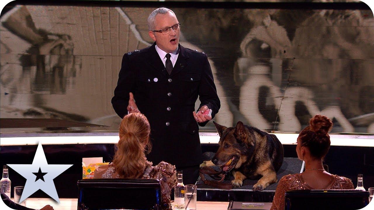 Magical police dog Finn is one in a million | The Final | BGT 2019