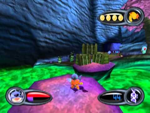 Disney's Stitch: Experiment 626 (PS2) - Part 1