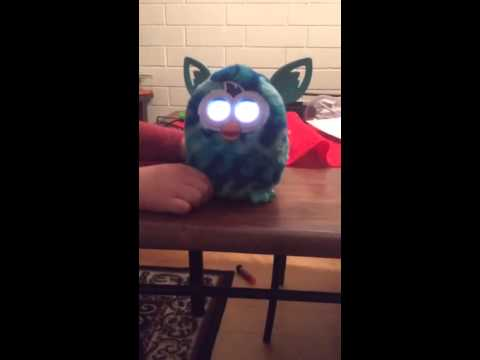 How to change your Furby Boom in to a boy
