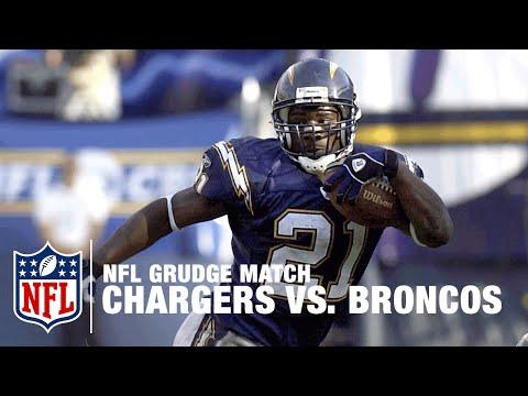 LaDainian Tomlinson vs. Clinton Portis | Chargers vs. Broncos Grudge Match | NFL Now