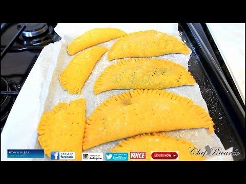 Jamaican Callaloo Patties, | Recipes By Chef Ricardo