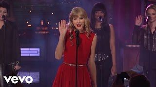Taylor Swift  Love Story Live From New York City