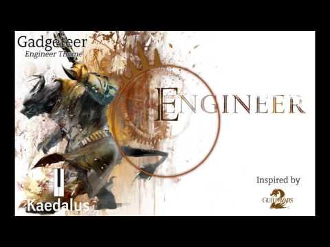 [Guild Wars 2] Engineer Theme - Gadgeteer