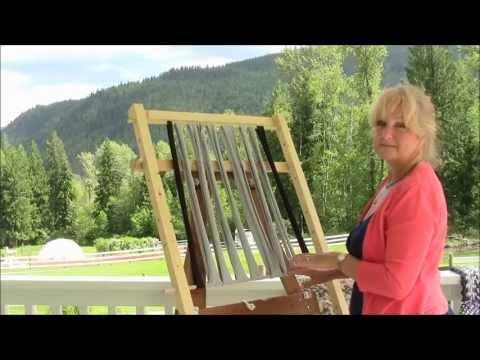 Rag Rug Weaving - Part 1 - Getting Started