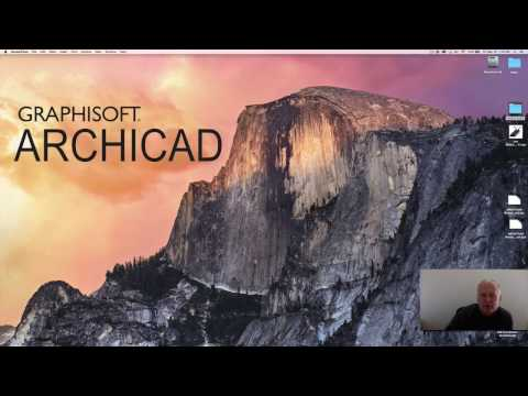 Archicad Video #4  Creating the Roof